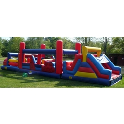 50ft Obstacle Course Package