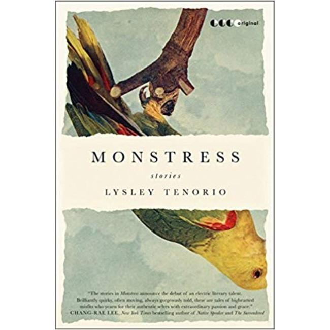 NEW || TENORIO / MONSTRESS
