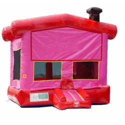 Medium Pink House