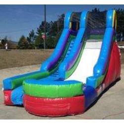 16ft Waterslide or Dry Slide - Front Load