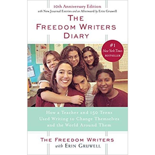 NEW || FREEDOM WRITER / FREEDOM WRITERS DIARY 10TH ANNIV ED