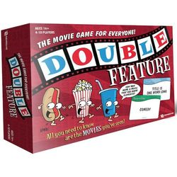 Double Feature The Movie Game For Everyone Card Game