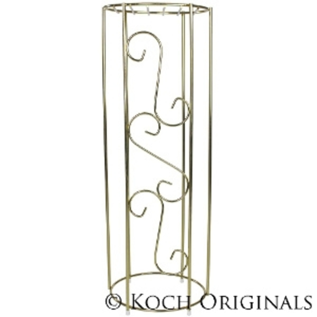 COLUMN, METAL BRASS 38