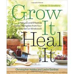 NEW    HOBBS / GROW IT HEAL IT