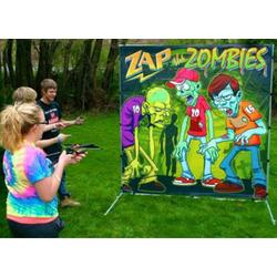 Carnival Game - Zap the Zombies