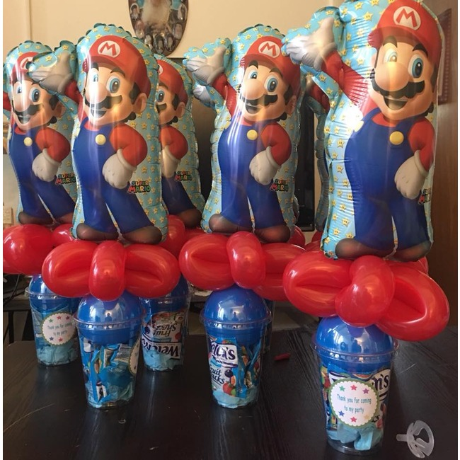 Mario Candy Cup