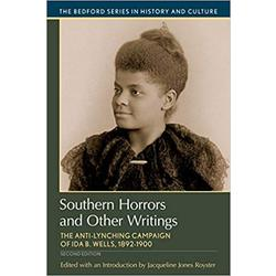 NEW || ROYSTER / SOUTHERN HORRORS & OTHER WRITINGS