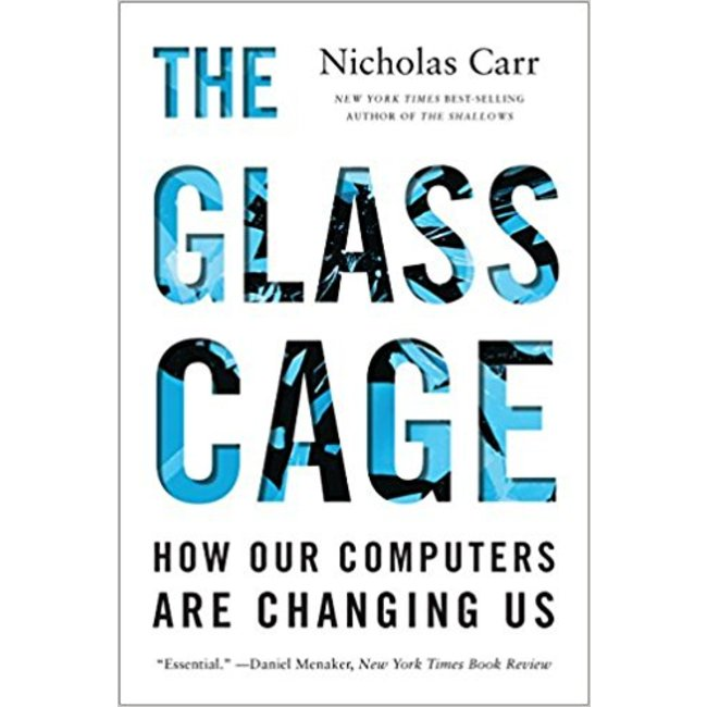USED    CARR / GLASS CAGE