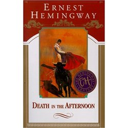 NEW    HEMINGWAY / DEATH IN THE AFTERNOON