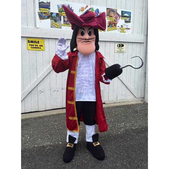 captain hook character