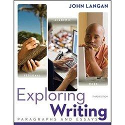 USED || LANGAN / EXPLORING WRITING