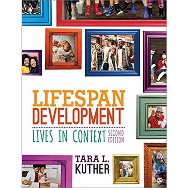 NEW || KUTHER / LIFESPAN DEVELOPMENT (LL) 2nd