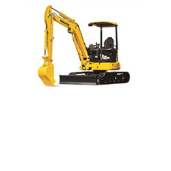 Komatsu PC30 Compact Excavator, 6,900 lb, and comparable models