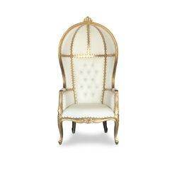 Eggback/porter throne