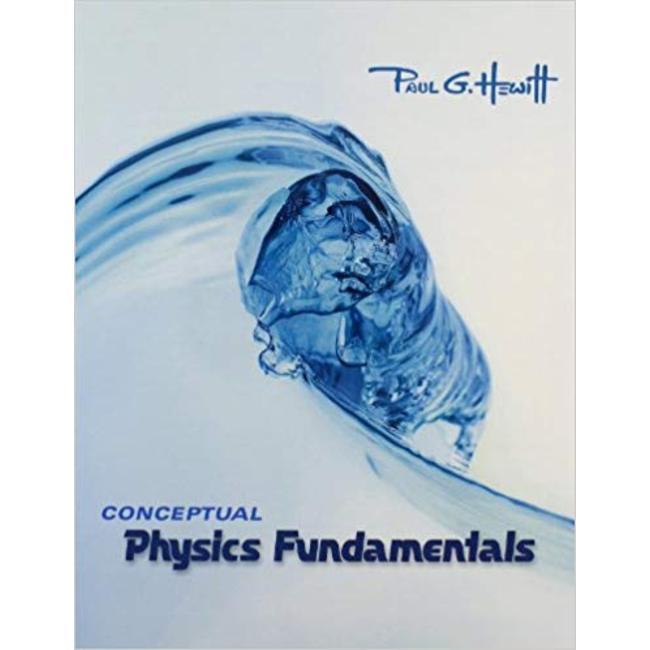 USED || HEWITT / CONCEPTUAL PHYSICS FUNDAMENTALS