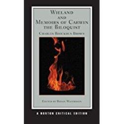 USED    BROWN / WIELAND & MEMOIRS OF CARWIN THE BILOQUIST