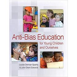 NEW    DERMAN-SPARKS / ANTI-BIAS EDUC FOR YOUNG CHILDREN & OURSELVES