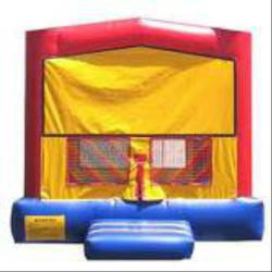 Classic Bounce House (Choose your Banner)