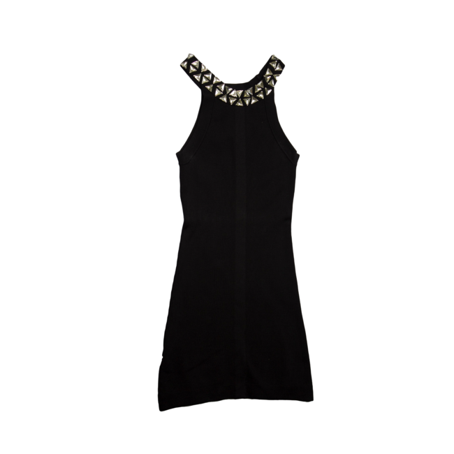 BCBG Diamond Black little vegas dress
