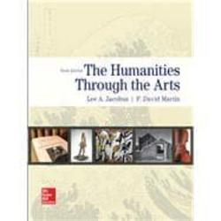 NEW || MARTIN / HUMANITIES THRU THE ARTS 1Oth PA