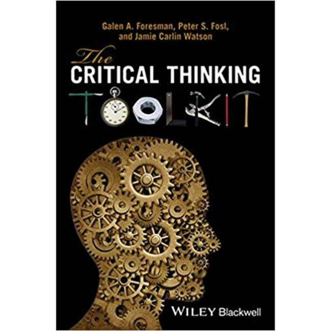 USED || FORESMAN / CRITICAL THINKING TOOLKIT