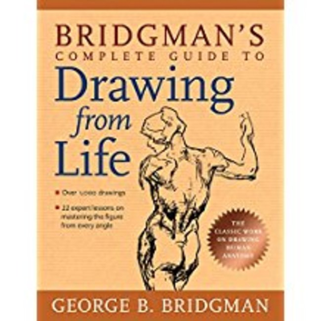 Used| BRIDGMAN / BRIDGMAN'S COMPLETE GDE DRAWING FROM LIFE| Instructor: BROWN