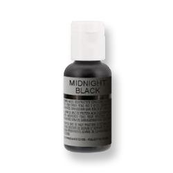 .64oz Airbrush Color ~ Midnight Black
