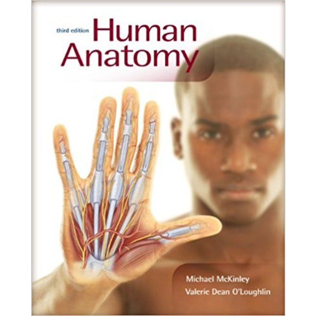 USED || MCKINLEY / HUMAN ANATOMY 3rd (HB)