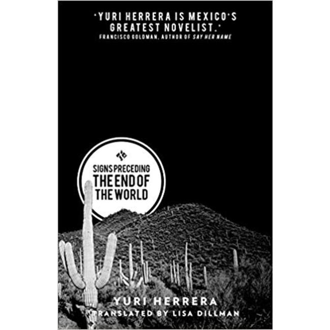 NEW || HERRERA / SIGNS PRECEDING THE END OF THE WORLD