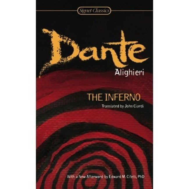 NEW || DANTE / INFERNO (NEW AFTERWORD: CIFELLI)