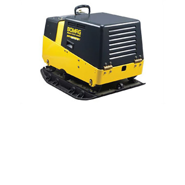 BOMAG BPH80/65 Vibe Plate Compactor, 1,638 lb - Hilo