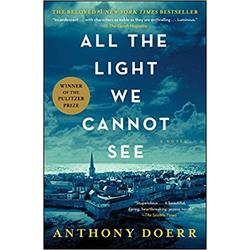 USED || DOERR / ALL THE LIGHT WE CANNOT SEE
