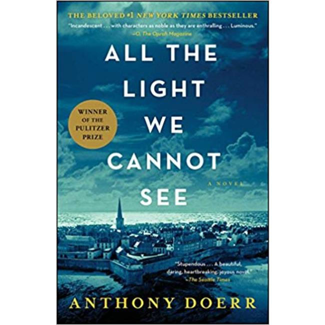 USED    DOERR / ALL THE LIGHT WE CANNOT SEE