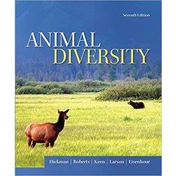 NEW    HICKMAN / ANIMAL DIVERSITY