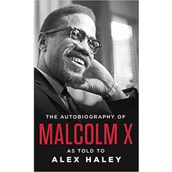 NEW    MALCOLM X / AUTOBIOGRAPHY OF MALCOLM X W/NEW FOREWORD (ED: HALEY)(RACK SIZE)