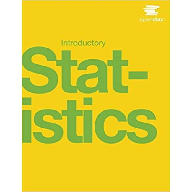 USED || ILLOWSKY / INTRO STATISTICS (OPENSTAX)