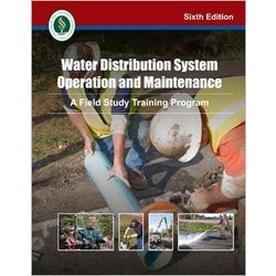 Used| KERRI / WATER DISTRIBUTION SYSTEMS OPERATION ETC.| Instructor: VALDES J