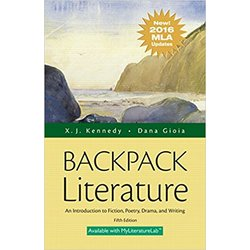 NEW || KENNEDY / BACKPACK LITERATURE 2016 MLA UPDATE