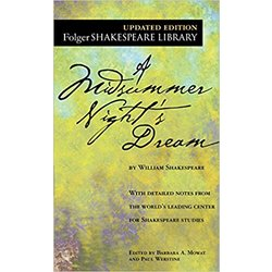 NEW || SHAKESPEARE / MIDSUMMER NIGHT'S DREAM (ED: MOWAT)