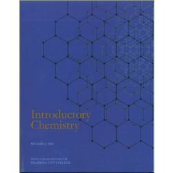 USED || TRO / INTRO CHEM BOOK ONLY
