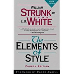 Used| STRUNK / ELEMENTS OF STYLE (W/INDEX)| Instructor: PADGETT
