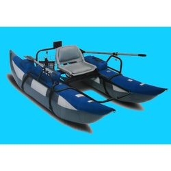 Fishing Pontoon Boat - Single Seat
