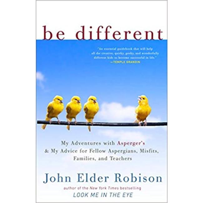 NEW || ROBISON / BE DIFFERENT