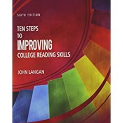 Used| LANGAN / TEN STEPS TO IMPROVING COLLEGE READING SKILLS 6th |1591944236