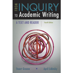 [DAMAGED] USED || GREENE / FROM INQUIRY TO ACADEMIC WRITING (4th)