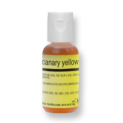 .64oz Airbrush Color ~ Canary Yellow