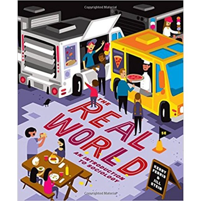 USED || FERRIS / REAL WORLD 5th (PB)