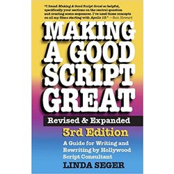 USED || SEGER / MAKING A GOOD SCRIPT GREAT REV & EXPD