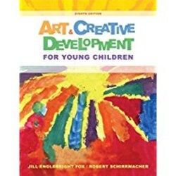 Used| FOX / ART & CREATIVE DEVELOPMENT FOR YOUNG CHILD| Instructor: LYNCH