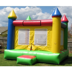15' x 15' Castle Bouncer